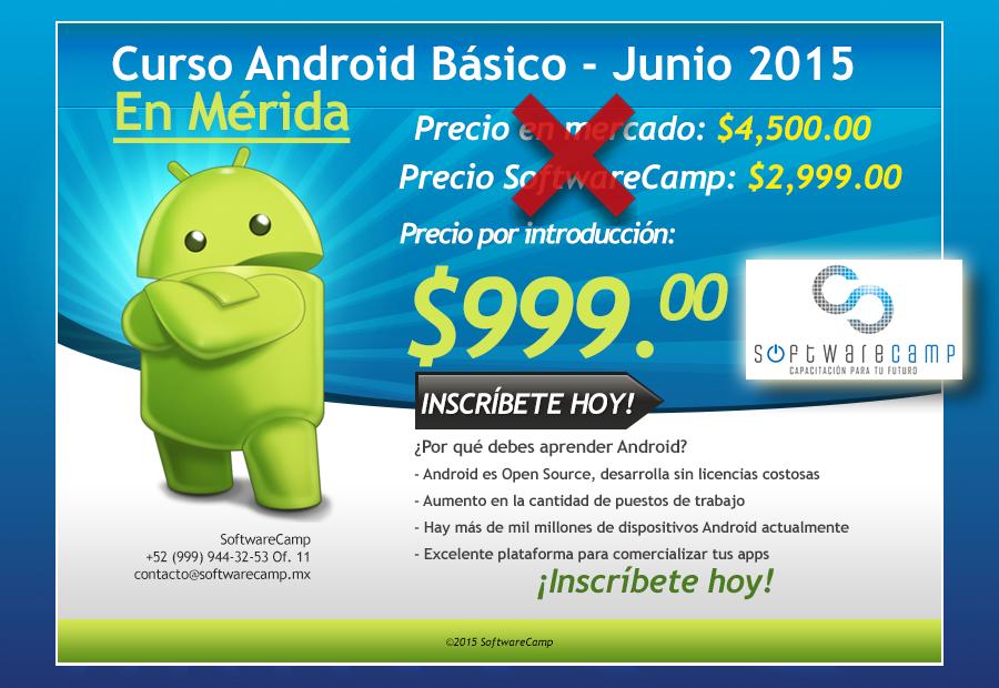 Android junio 2015